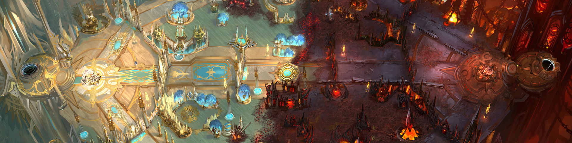 Heroes Of The Storm Maps Math of the Storm: Maps, Part II (Universe maps in Hero League